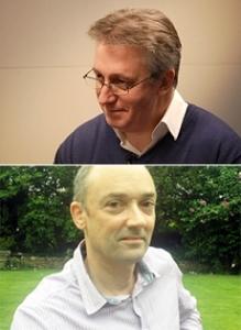 Paul Gilbert and Jonathan Smith