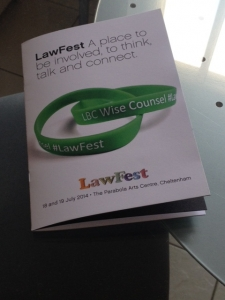 Lawfest brochure